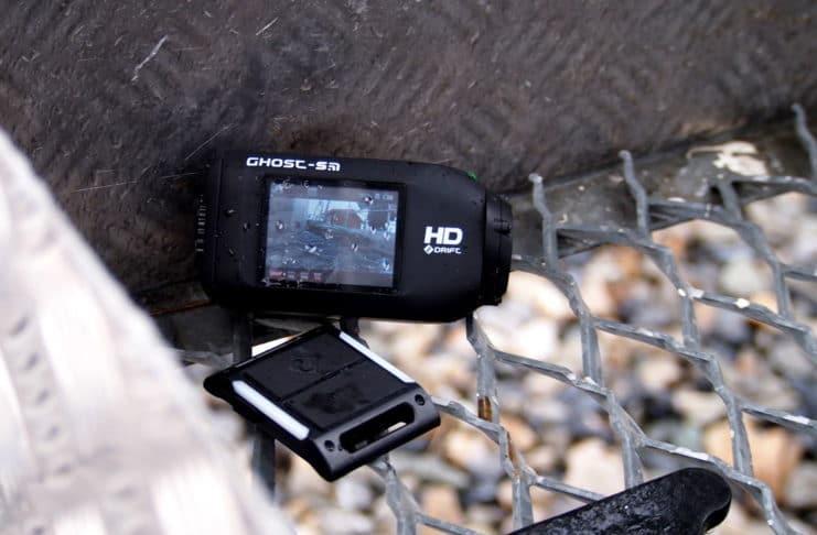 Caméra d'action Drift Ghost-S