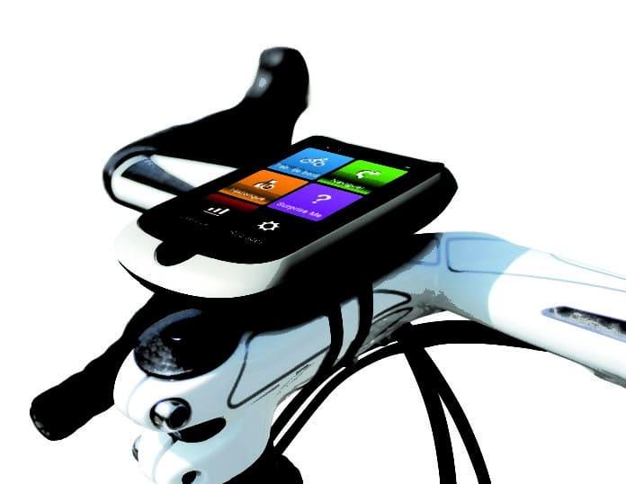 GPS vélo Mio Cyclo