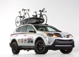 Toyota RAV4 Triathlon Edition