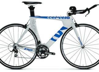 Vélo triathlon Cervélo P2 2014