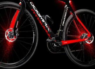 Freins à disque vélo route