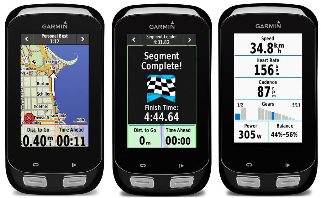 gps v lo garmin edge 1000 un cran au dessus. Black Bedroom Furniture Sets. Home Design Ideas
