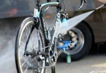 Nettoyage vélo et VTT