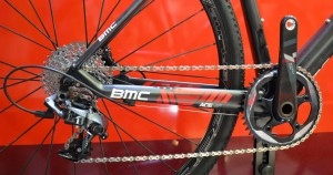 BMC Crossmachine CX01 Sram Force CX1