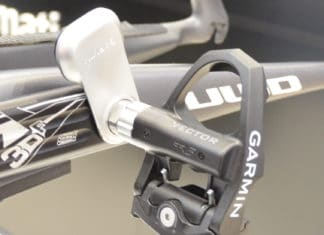 Capteur de puissance Garmin Vector S