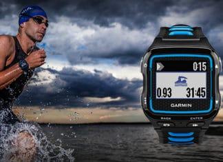 Montre GPS Garmin Forerunner 920XT