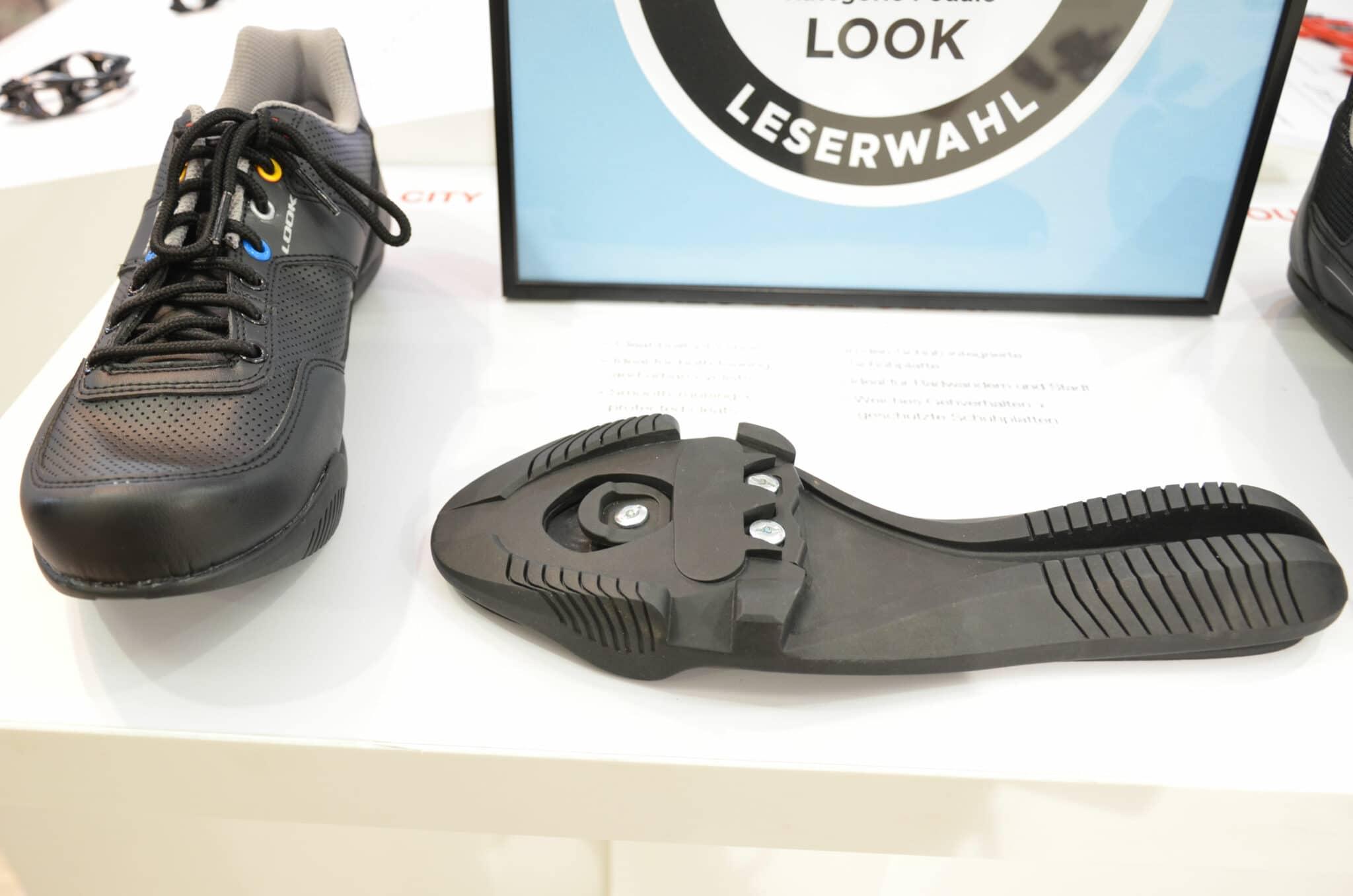 remise pour vente rétro économies fantastiques Chaussures Look City et Touring : pour le vélo et la marche