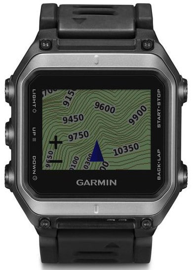 garmin epix montre gps avec cartographie. Black Bedroom Furniture Sets. Home Design Ideas