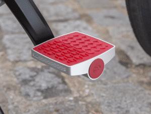 Les pédales vélo connectées Connected Cycle intègrent une puce GPS et une carte SIM.
