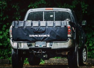 Protection de benne VTT Race Face Tailgate