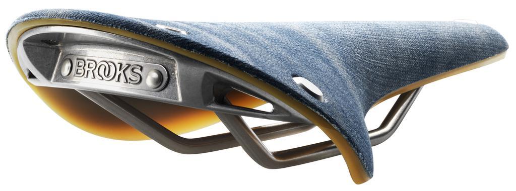 brooks cambium c17 denim ltd selle en jeans recycl s. Black Bedroom Furniture Sets. Home Design Ideas