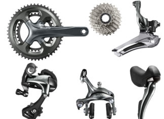 Groupe complet Shimano Tiagra 4700 2016