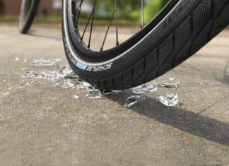 crevaison pneu velo