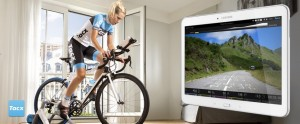 Application Tacx tablette