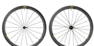 Roues vélo route Mavic Ksyrium Pro Carbon SL C 2016