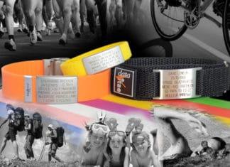 Bracelet Data Vitae d'identification, un précieux partenaire.