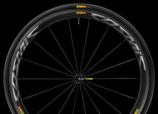 Mavic Cosmic Carbon SL 2016