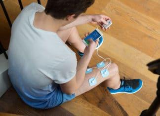 Test électrostimulateur Bluetens