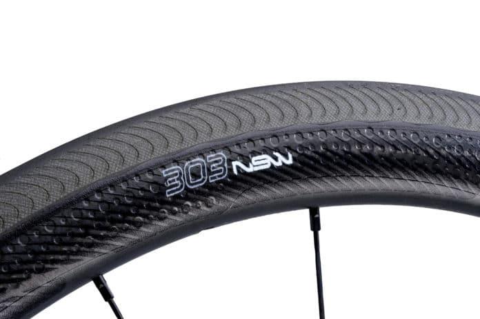 La Zipp 303 NSW présente un profil polyvalent.