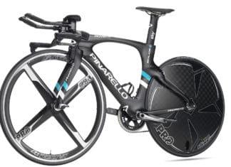 Innovation, design et aérodynamisme sont au programme de ce nouveau Pinarello Bolide TT.