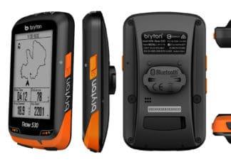 Le Bryton Rider 530 se place dans le groupe de tête des compteurs vélo GPS.