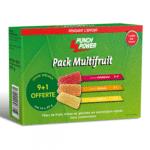 Les pâtes de fruits de ce pack se glissent dans les poches pour vous accompagner en cas de coup de fatigue.