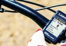 Le Lezyne Super GPS se fait discret et efficace.