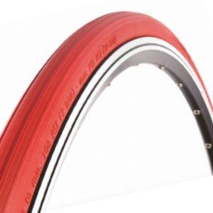 Un pneumatique spécifique pour le home trainer améliore le rendu de la séance.