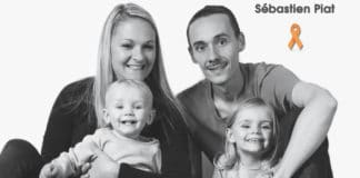 Pour Sébastien Piat sa famille est aussi un formidable moteur.