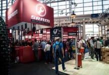 Le nouveau Pédalier Sram Quarq DZero était une des grosse nouveauté sur le stand pour l'Eurobike 2016.