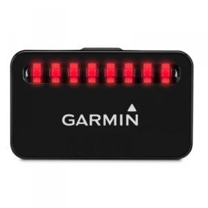 L'éclairage Garmin s'accorde parfaitement avec les compteurs GPS de la marque.