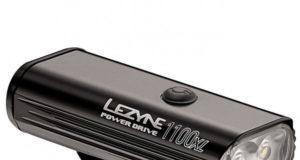 Le Lezyne Power Drive 1100 XL est utilisable au quotidien ou en sorties sportives.