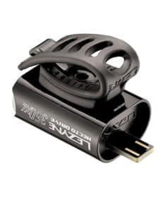 Nul besoin de câble pour recharger le Lezyne Hecto Drive 350XL.