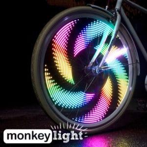 L'éclairage Monkeylight est spectaculaire et vraiment sympa.