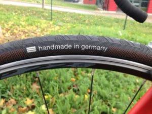 La fabrication Made in Germany est un gage de qualité.
