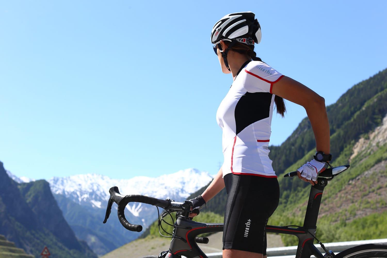 vetement cyclisme femme look