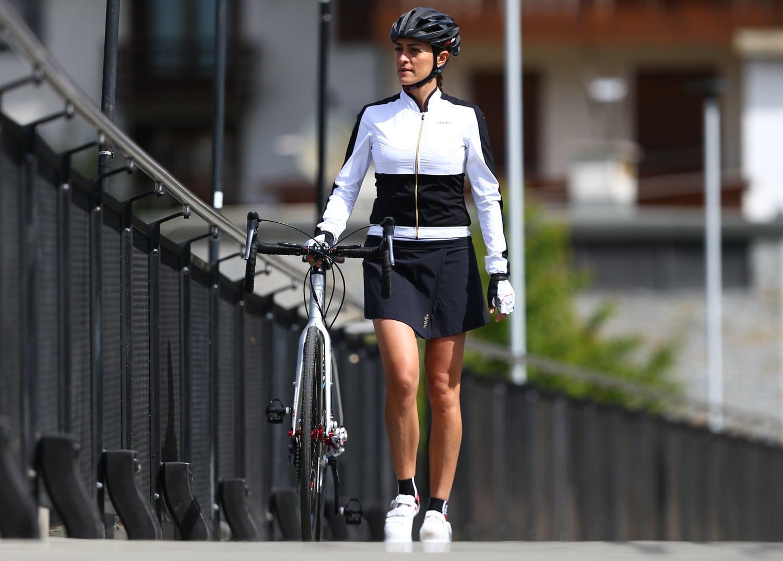 Vélo: les vêtements vélo pour femme