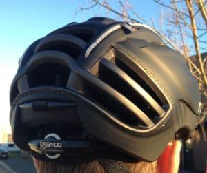 La ventilation arrière est excellente. Le système Disc-Loc permet un réglage parfait du casque sur votre tête.