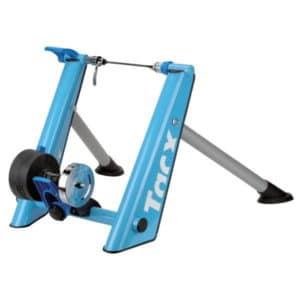 Pour travailler ou maintenir sa condition en hiver le home trainer Tacx blue twist est une alternative.