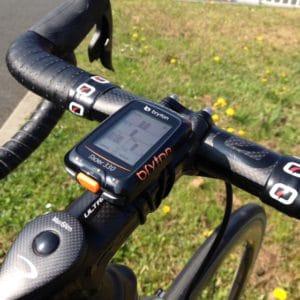 Le GPS Bryton 300 s'adapte parfaitement à votre vélo.