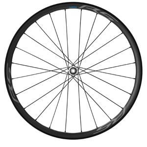 Des nouvelles roues font leur apparition. Gain de poids et performance en hausse.