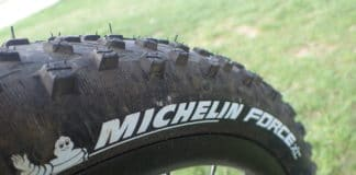 Test Michelin Force XC