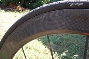 Rigidité : c'est bien le maitre mot des roues Lightweight Fernweg 60c