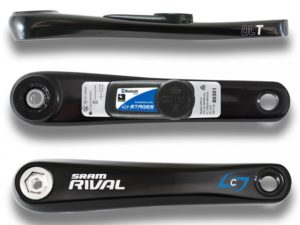 Quasiment tous les modèles sont disponibles avec les meilleurs capteurs de puissance Stages Cycling.