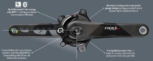 Toutes les informations techniques du capteur de puissance vélo Sram Quarq Dzero. En plus il est beau !