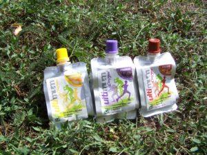 La gamme diététique Ultimum Oxygen se concentre uniquement sur la pulpe de fruits.