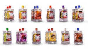 Il y a du choix dans la gamme Ultimum Sport. 12 parfums au choix !