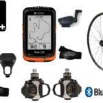 Pour optimiser son entrainement il faut associer un capteur à son compteur GPS Bryton.