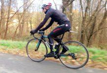 Le cuissard vélo Long Castelli Polare 2 protège efficacement du froid.