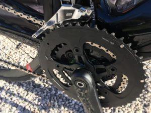 Il faut adopter un développement souple et véloce pour tirer le meilleur du Pinarello Nytro.